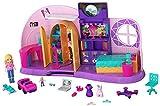 Polly Pocket Habitación Polly-Transformación, casa de muñecas (Mattel FRY98) , color/modelo surtido