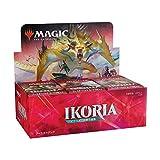 Magic: The Gathering Ikoria: Lair of Behemoths Draft Japonés Booster Box