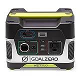 Goal Zero Yeti 150 Portable Power Station, 150Wh...