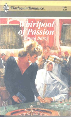 Whirpool of Passion (Harlequin Romance)