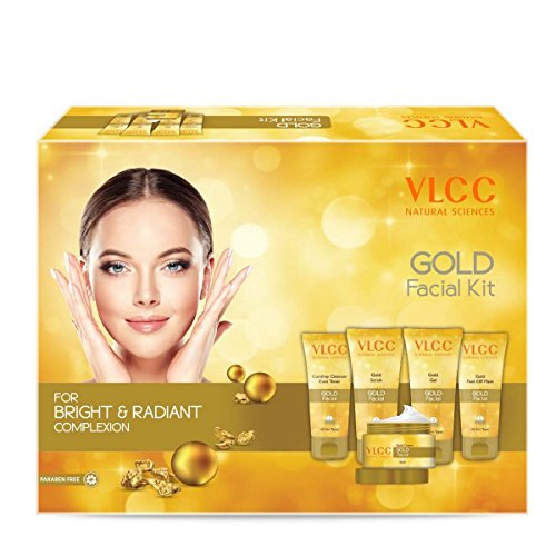 VLCC Professional Salon Series Gold Radiance Facial Kit 10g