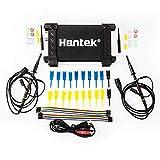 Hantek 6022BL 2 CH USB Oscilloscope with 16 CH Logic Analyzer, 20MHz 48MSa/s