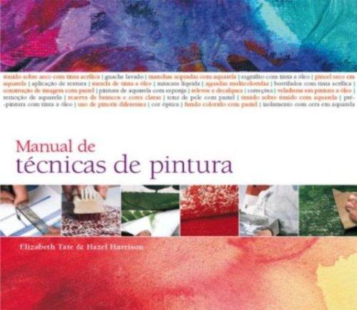 Manual de Técnicas de Pintura