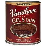 Varathane 224493H Premium Gel Stain, Quart, Dark Walnut