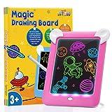 DreamToy Jouet Fille 3 4 5 6 7 8 Ans, Tableau Magique Enfant Cadeau Enfant 3-10...