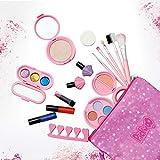 Jouet Maquillage Enfant Fille -Ensemble De Maquillage Lavable -Kit De Maquillage...