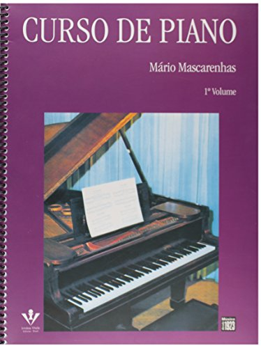 Curso de Piano - Volume 1