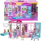 Barbie Doll and Dollhouse,...