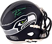 Comes with a Certificate of Authenticity from Fanatics Authentic Category; Autographed NFL Mini Helmets