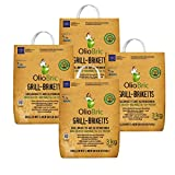 OlioBric Grillbriketts aus Olivenkernen, 12kg Ohne...