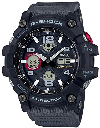 CASIO G-Shock Master of G Mudmaster GWG-100-1A8JF Herren Japan Import
