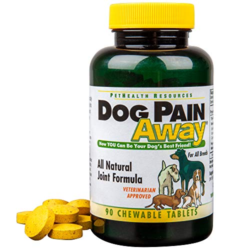 Dog Pain Away - Vet Approved Dog Pain Reliever (90...