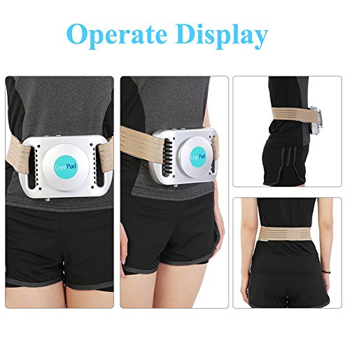 Body Shaping Fat Removal Instrument, Belly Excercise, Waist Vibrate Massage, Freezing and Melting Fat Cells for Fat Loss Excess Fat, for Cheek Arm Waist Upper 4