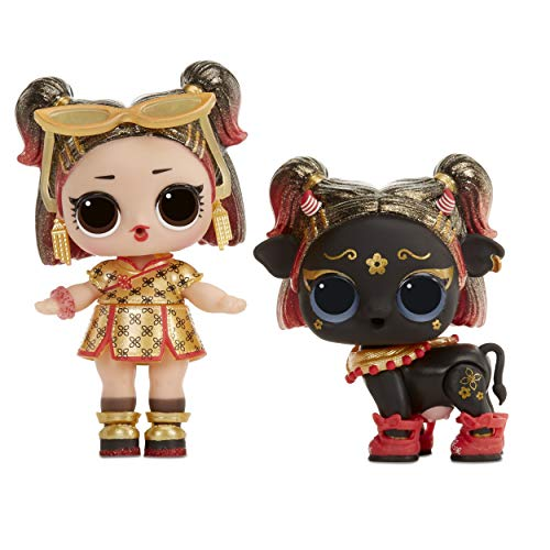 Image 4 - MGA Entertainment UK Ltd LOL Surprise Year of The Ox Doll Or Pet with 7 Surprises, Lunar New Year Doll Or Pet, Accessories, Surprise Doll Or Pet