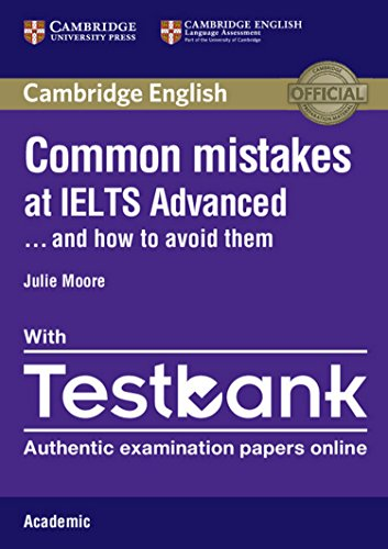Common Mistakes at IELTS Advanced Paperback with...