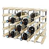 Todeco - Etagère à Vin, Range-Bouteilles, Cave à vin modulable, Casier...