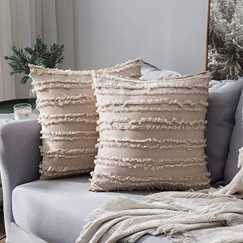 boho decorative throw pillows