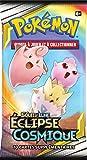 Pokemon (SL12) Booster Soleil et Lune-Eclipse Cosmique Modèle aléatoire,...