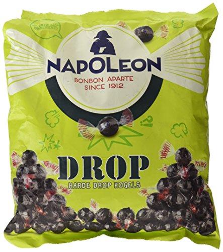 Napoleon K. Caramelos Regaliz - 1000 gr