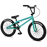 Eastern BMX Bikes - Cobra Model Boys and Girls 20 Inch Bike. Lightweight Freestyle Bike Designed by Professional BMX Riders at Eastern Bikes. (Teal)