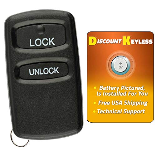 For 01 Dodge Stratus Coupe, 99-01 Mitsubishi Eclipse, Galant Keyless Entry Remote Key Fob HYQ12ABA, 1551102818