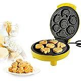 Machine à Cupcakes Cake Pop Maker Dessin Animé Mignon, PP + Alliage de Titane