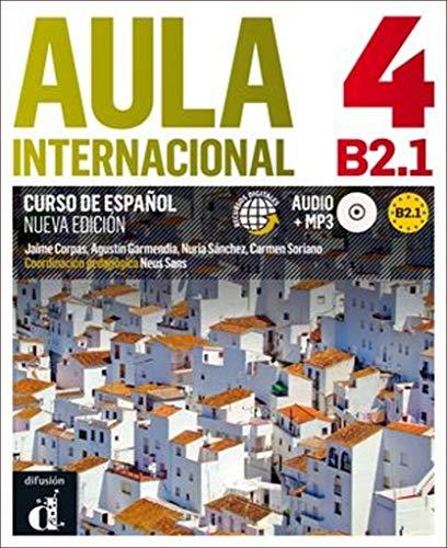 Aula internacional. Nueva edicion. Libro del alumno. Con e-book. Con espansione online. Con CD Audio