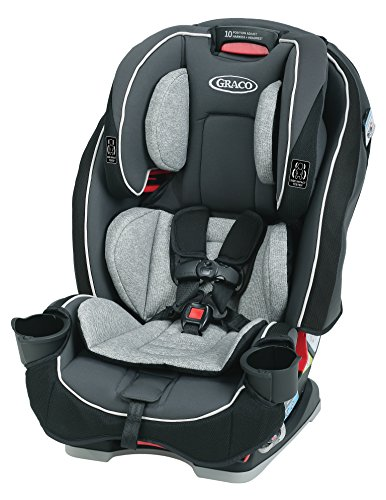 Graco SlimFit 3 in 1 Convertible Car Seat | Infant to Toddler Car Seat, Saves Space in your Back...
