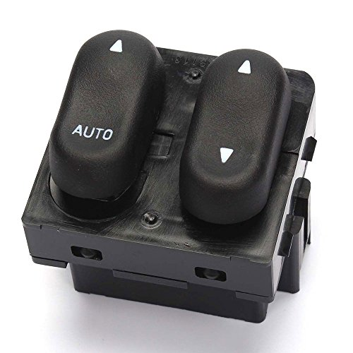 SUNROAD Electric Power Window Lifter Mirror Master Control Console Switch fit for Ford 1999 2000 2001 2002 F-150 F-250 & 2001 2002 Lobo