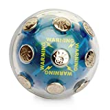 ThinkTop Shock Ball Hot Potato Game, Electric Shocking Game for Christmas, Adventure Funny Novelty Gift Fun Joking for Party, Blue