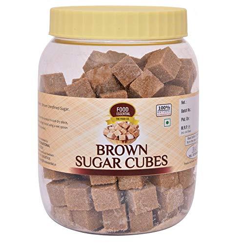 FOOD ESSENTIAL Brown Sugar Cubes 700 gm.