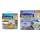 VTech - 275205 - Jeu HD Storio - La Garde du Roi Lion & 274105 - Jeu pour...