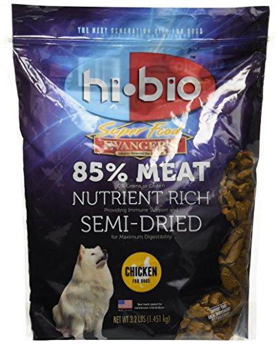 Evangers Hi Bio Chicken Superfood (Semi-moist) for...