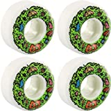 OJ Wheels Scum Insaneathane Universal Skateboard Wheels - 55mm 101a (Set of 4)