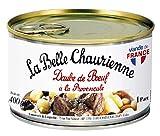 La Belle Chaurienne Plat Préparé Daube de Bœuf à Provençale 400 g