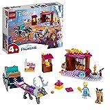 Set LEGO Frozen 2 - Avventura sul carro di Elsa
