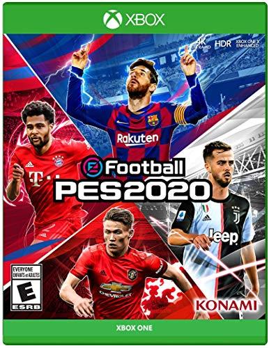 Konami Efootball Pes 2020 - Xbox One
