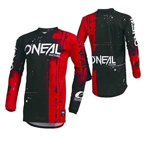 Element Youth Jersey Shred RED L