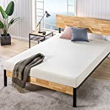 Zinus 6 Inch Ultima Memory Foam Mattress / Pressure Relieving / CertiPUR-US Certified / Bed-in-a-Box, Full