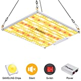 1000W LED Grow Light, TAURUSY Sunlike Series Grow Lamp with LM301B Chips & UL Listed Driver Full Spectrum Plants Lights for Indoor Veg and Flower Growing Light Fixtrues 224 LEDs