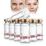 Sérum Concentré Acide Hyaluronique Anti-âge La meilleure essence de crème sure anti-âge pour traiter la peau, le visage, le décolleté et le corps. 10 ml