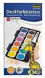 Idena 022061 Palette de peinture à l'eau
