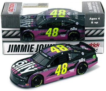 Lionel Racing Jimmie Johnson 2020 Ally / Danny The Count Koker 1:64 Nascar Diecast