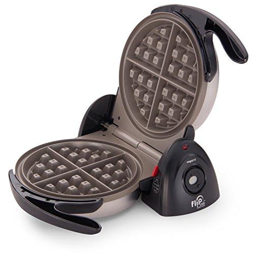 Presto 03510 Ceramic FlipSide Belgian Waffle Maker
