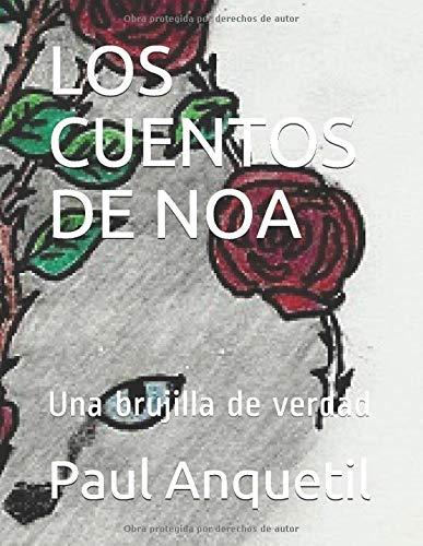 LOS CUENTOS DE NOA: Una brujilla de verdad