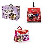 1 Colomba Tiramisù Bauli + in Omaggio 2 Colombe Barbie e Miraculous Paluni con gocce di cioccolato