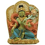 Green Tara Self Standing Relief or Decorative Bookend