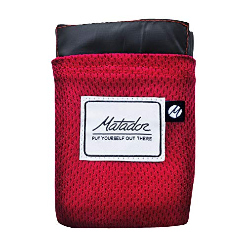 Matador Pocket Blanket 2.0 New Version, Picnic, Beach, Hiking,...