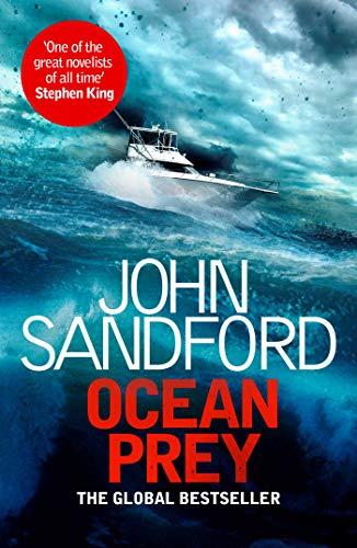 Ocean Prey: THE #1 NEW YORK TIMESBESTSELLER – a Lucas...