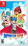 Monster Boy and the Cursed Kingdom - Nintendo Switch (Video Game)